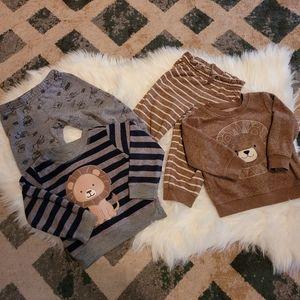Carter's baby boy matching set 18 months